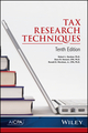 Tax Research Techniques, 10th Edition (194165147X) cover image