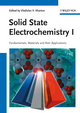 Solid State Electrochemistry, Two Volume Set (352732657X) cover image
