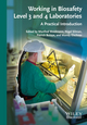 Working in Biosafety Level 3 and 4 Laboratories: A Practical Introduction (352733467X) cover image