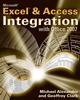 Microsoft Excel and Access Integration: With Microsoft Office 2007 (0470104880) cover image