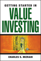 Getting Started in Value Investing  (0470139080) cover image