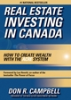Real Estate Investing in Canada: Creating Wealth with the ACRE System (0470156880) cover image
