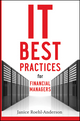 IT Best Practices for Financial Managers (0470508280) cover image