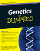Genetics For Dummies, 2nd Edition (0470634480) cover image