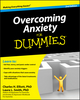 Overcoming Anxiety For Dummies, 2nd Edition (0470637080) cover image