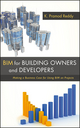 BIM for Building Owners and Developers: Making a Business Case for Using BIM on Projects (0470905980) cover image