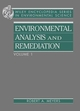 Encyclopedia of Environmental Analysis and Remediation, 8 Volume Set (0471117080) cover image