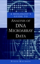 A Biologist's Guide to Analysis of DNA Microarray Data (0471461180) cover image