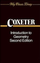 Introduction to Geometry, 2nd Edition (0471504580) cover image