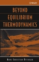 Beyond Equilibrium Thermodynamics (0471666580) cover image