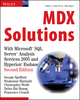 MDX Solutions: With Microsoft SQL Server Analysis Services 2005 and Hyperion Essbase, 2nd Edition (0471748080) cover image