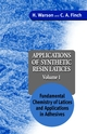 Applications of Synthetic Resin Latices , Volume 1, Fundamental Chemistry of Latices & Applications in Adhesives (0471952680) cover image