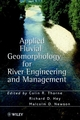 Applied Fluvial Geomorphology for River Engineering and Management (0471969680) cover image