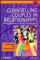 Counselling Couples in Relationships: An Introduction to the RELATE Approach (0471977780) cover image