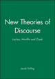 New Theories of Discourse: Laclau, Mouffe and Zizek (0631195580) cover image