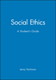 Social Ethics: A Student's Guide (0631196080) cover image
