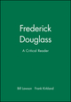 Frederick Douglass: A Critical Reader (0631205780) cover image