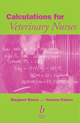 Calculations for Veterinary Nurses (0632054980) cover image