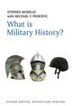 What is Military History?, 2nd Edition (0745659780) cover image