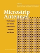 Microstrip Antennas: The Analysis and Design of Microstrip Antennas and Arrays (0780310780) cover image