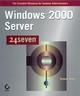 Windows 2000 Server 24seven (0782152880) cover image