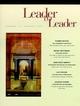 Leader to Leader (LTL), Volume 12, Spring 1999 (0787948780) cover image