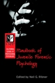 California School of Professional Psychology Handbook of Juvenile Forensic Psychology (0787959480) cover image