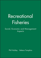 Recreational Fisheries: Social, Economic and Management Aspects (0852382480) cover image