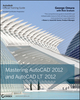 Mastering AutoCAD 2012 and AutoCAD LT 2012 (1118105680) cover image