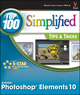 Photoshop Elements 10 Top 100 Simplified Tips and Tricks (1118161580) cover image