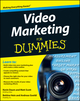 Video Marketing For Dummies (1118240480) cover image