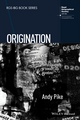 Origination: The Geographies of Brands and Branding (1118556380) cover image