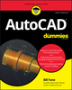 AutoCAD For Dummies, 18th Edition (1119580080) cover image