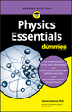 Physics Essentials For Dummies, 1st Edition (1119590280) cover image