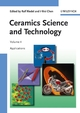 Ceramics Science and Technology, Volume 4: Applications (3527311580) cover image