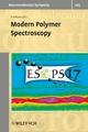 Modern Polymer Spectroscopy (3527324380) cover image