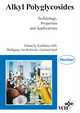 Alkyl Polyglycosides: Technology, Properties, Applications (3527614680) cover image