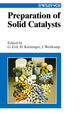 Preparation of Solid Catalysts (3527620680) cover image