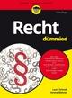 Recht für Dummies, 3. Auflage (3527801480) cover image