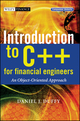 Introduction to C++ for Financial Engineers: An Object-Oriented Approach (0470015381) cover image
