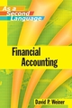 Financial Accounting as a Second Language, 1st Edition (0470043881) cover image