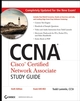 CCNA: Cisco Certified Network Associate Study Guide: Exam 640-802, 6th Edition (0470227281) cover image