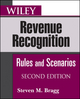 Wiley Revenue Recognition: Rules and Scenarios, 2nd Edition (0470619481) cover image