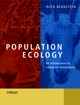 Population Ecology: An Introduction to Computer Simulations (0470851481) cover image