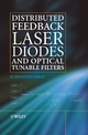 Distributed Feedback Laser Diodes and Optical Tunable Filters (0470856181) cover image
