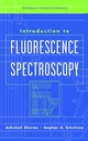 Introduction to Fluorescence Spectroscopy (0471110981) cover image
