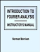 Introduction to Fourier Analysis, Solutions Manual (0471128481) cover image