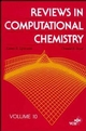 Reviews in Computational Chemistry, Volume 10 (0471186481) cover image