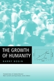 The Growth of Humanity (0471354481) cover image