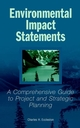 Environmental Impact Statements: A Comprehensive Guide to Project and Strategic Planning (0471358681) cover image